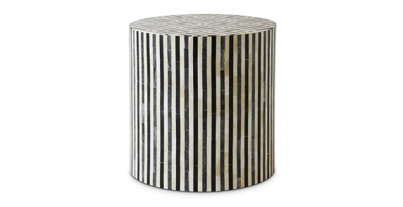 Graphic GBW Side Table