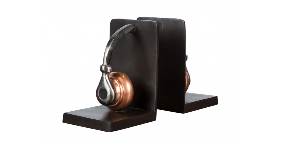 Lifestyle Antique Earpiece Bookend