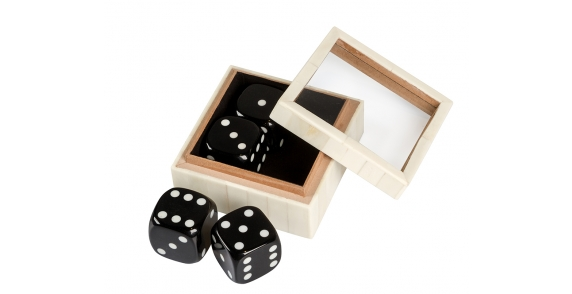 Lifestyle Dice Gift Game Boxed
