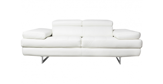 Viola Leather 2 Seater